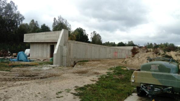 Rozvoj areálu Pyrotechnické služby v Ralsku