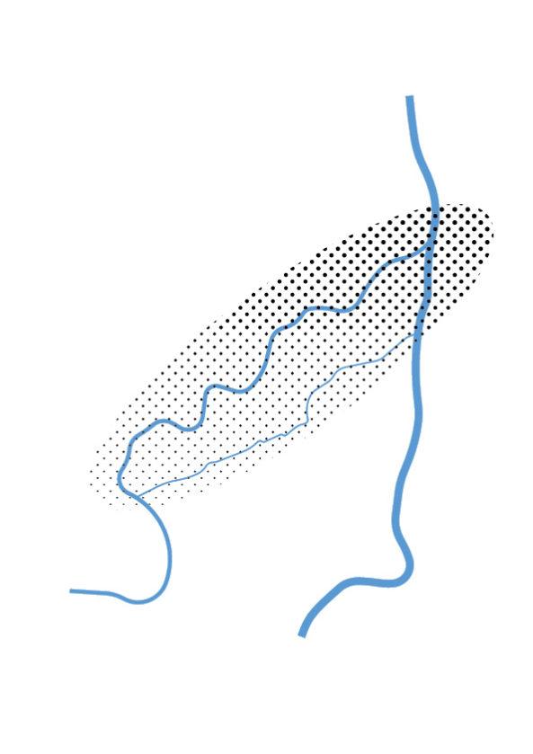 Charakter krajiny Soutoku přechází od suburbánní po venkovskou. S tím se mění i intenzita využívání pro rekreační účely.